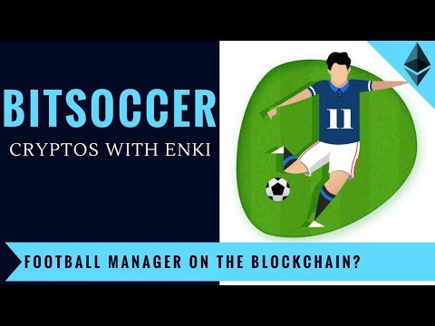 BitSoccer - Football Manager on the Ethereum Blockchain? - Crypto Games