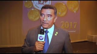 Saludos del Dr. Oscar Ramírez Ríos en la celebración de los 36 años de la UTP