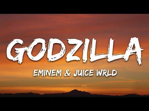 Eminem - Godzilla (Lyrics) Ft. Juice WRLD
