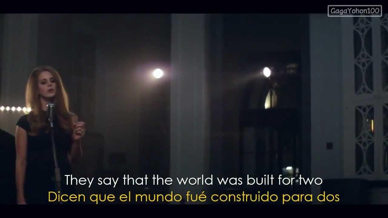 Lana Del Rey Video Games Lyrics Sub Español Official Video Hd