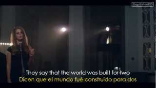Lana Del Rey - Video Games (Lyrics - Sub Español) Official Video HD