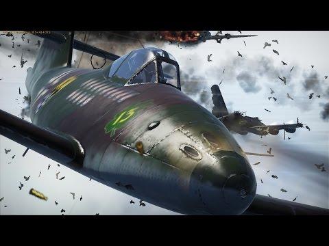 Воздушный бой Воздух - Воздух  Бесплатные онлайн игры