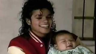 Michael Jackson - With A Child