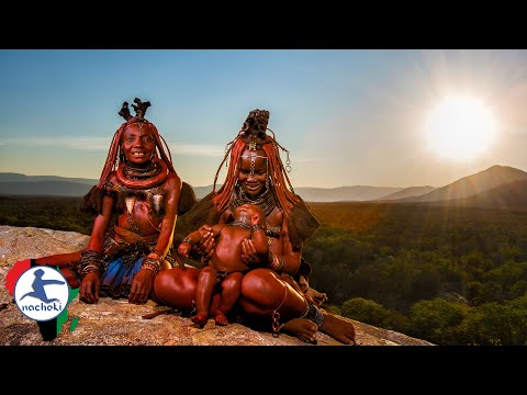 African Women of the Himba with Superhuman Abilities