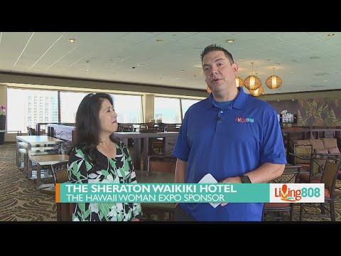 Hawaii Woman Expo giving away Waikiki Sheraton Staycations