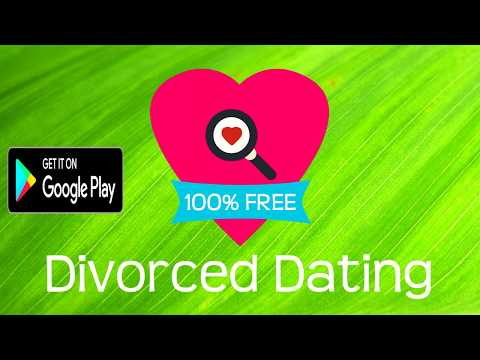 Divorced Dating App Oficial Video
