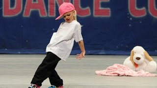 "Emily K. Hip Hop ""Barbie Girl"" 6yo division--Das EFX Method Man"