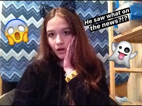 He saw what on the news?!?😱-Reddit story time
