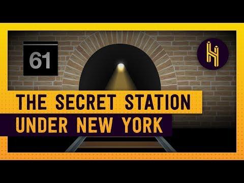 The Secret Train Station Under New York City