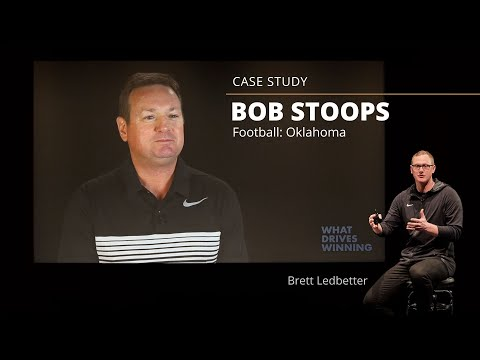 "Bob Stoops Interview: ""Why I Walked Away"" (Case Study)"