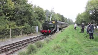 Ribble Steam Railway Steam Gala, Saturday 13th September 2014.