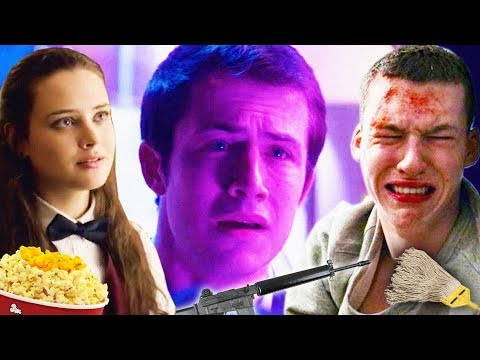 WE HEARD 13 REASONS WHY *SEASON 2* WAS CRAZY BUT OH. MY. GOD. 😱(REACTIONS)