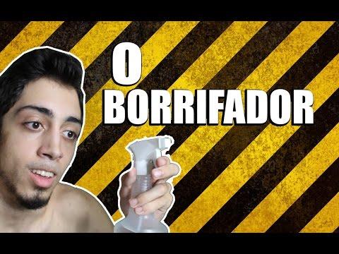 O BORRIFADOR