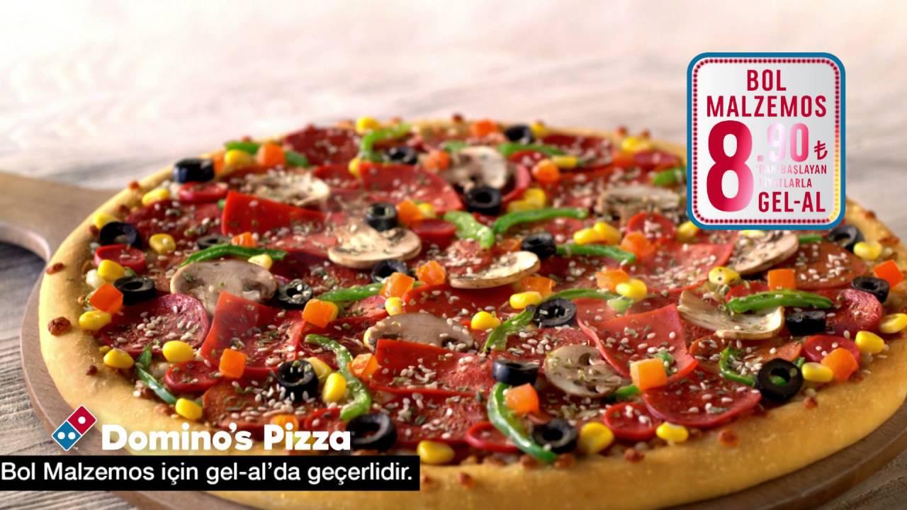 Bol Malzemos Pizza Tarifi Videosu
