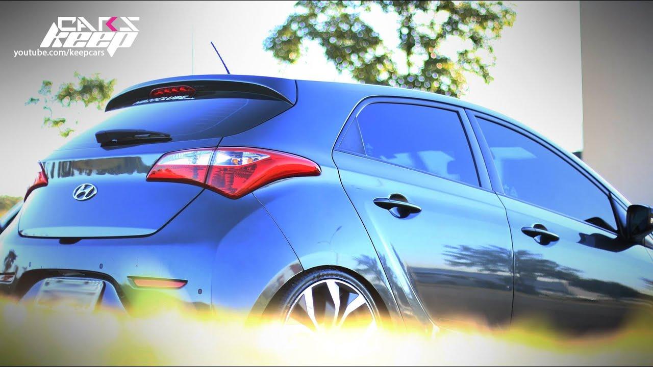 """Hyundai HB20, roda do AUDI RS6 aro 18"""" na fixa - keepcars ..."""