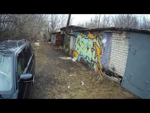 Купил гараж за 15.000 рублей