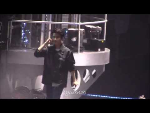 [fancam]150531 EXO'luXion Shanghai 너의 세상으로 Angel~Ending (D.O. focus)