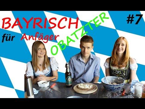 OBATZTER mit BIER!/Bayrisch für Anfäger#7