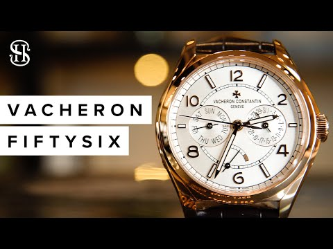 Hands On: Vacheron Constantin Fiftysix Collection
