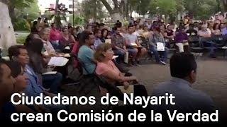 Narcofiscal de Nayarit quitaba casas a ciudadanos - Nayarit - En Punto con Denise Maerker thumbnail