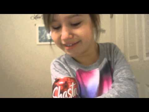 How to open and drink pop with Arthrogryposis