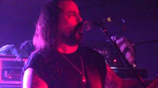 "DEICIDE Homage for Satan Live in Rome ""In the Minds Evil of Evil Tour"" 12/12/2014"