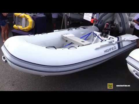 2017 Highfield Classic 310 Inflatable Boat - Walkaround - 2017 Annapolis Sail Boat Show