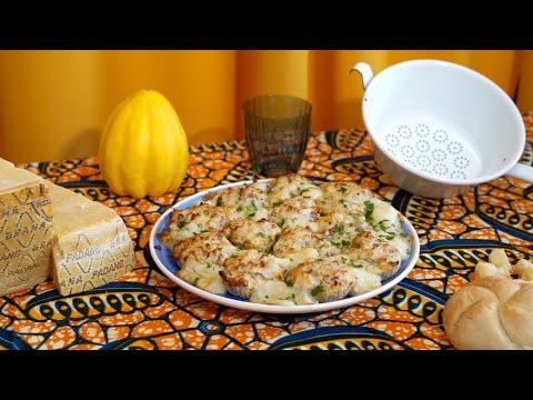 Receta de brioche con jamón y queso Grana Padano