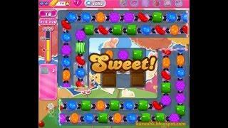 Candy Crush Saga - Level 1692 (No boosters)