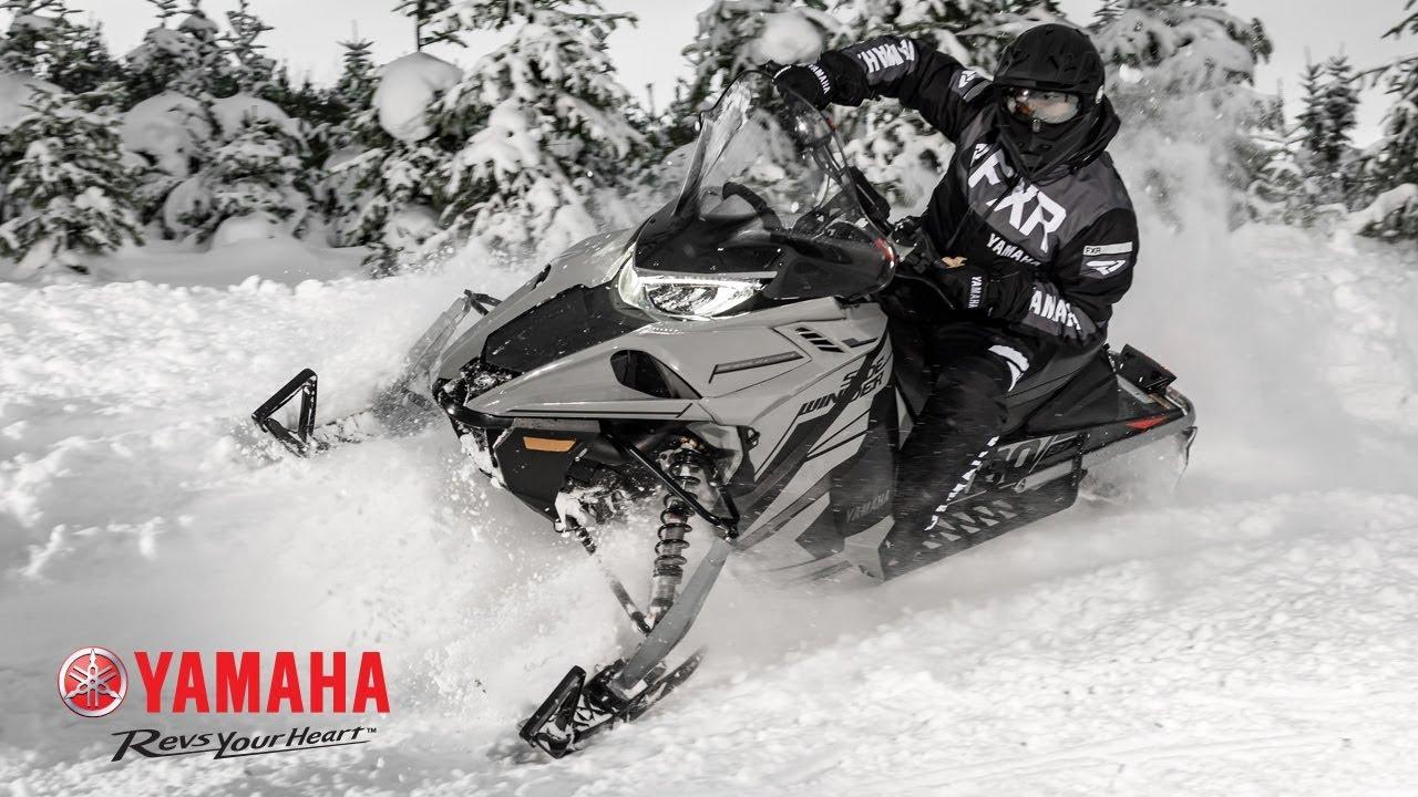 2019 Yamaha Sidewinder L-TX DX Trail Snowmobile - Model Home