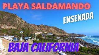 Playa Saldamando  | Ensenada | Baja California