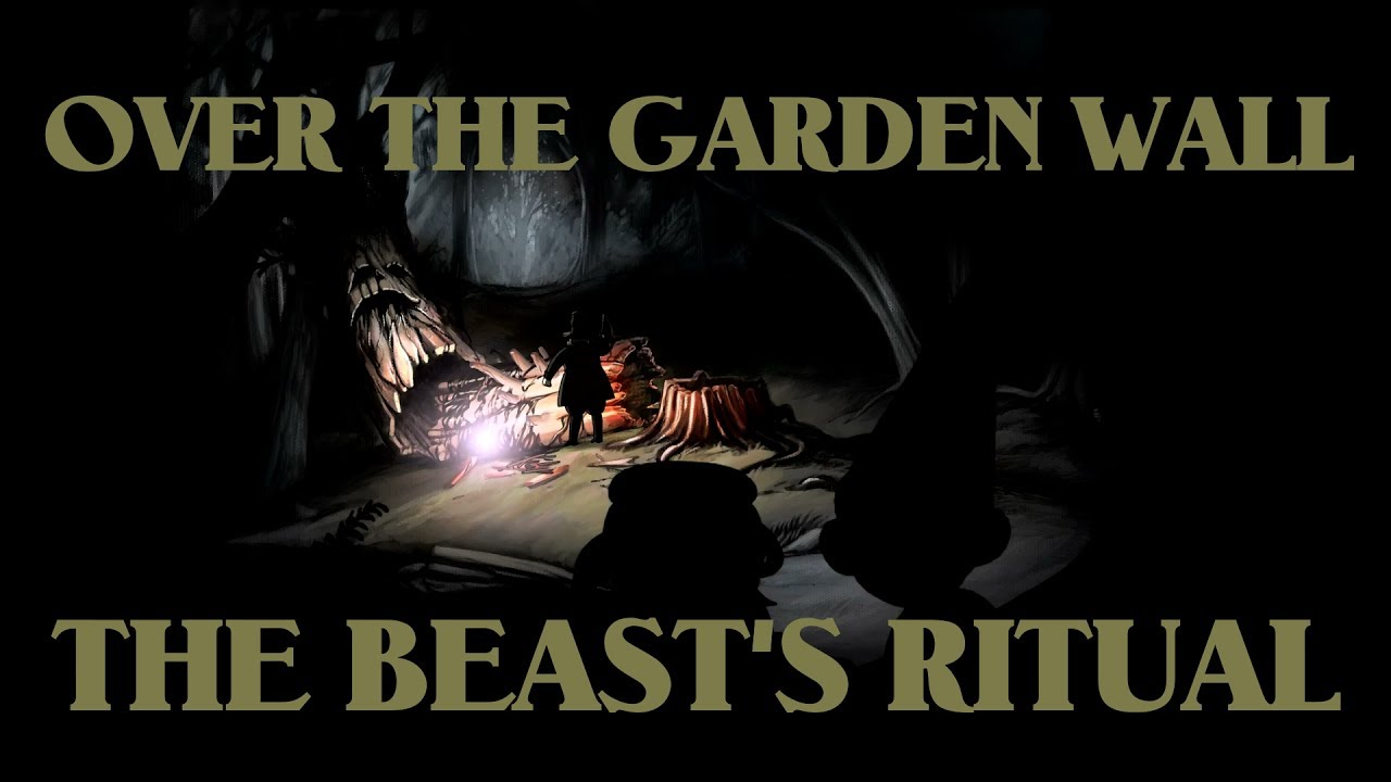 Over the garden wall the beast 39 s ritual fyredevyl youtube for Over the garden wall watch online