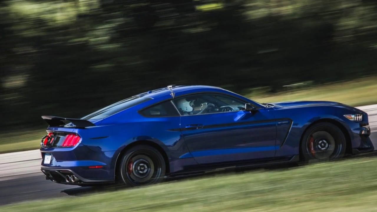 Gt350r Review >> 2018 Ford Mustang Shelby GT350 GT350R REVIEW - YouTube