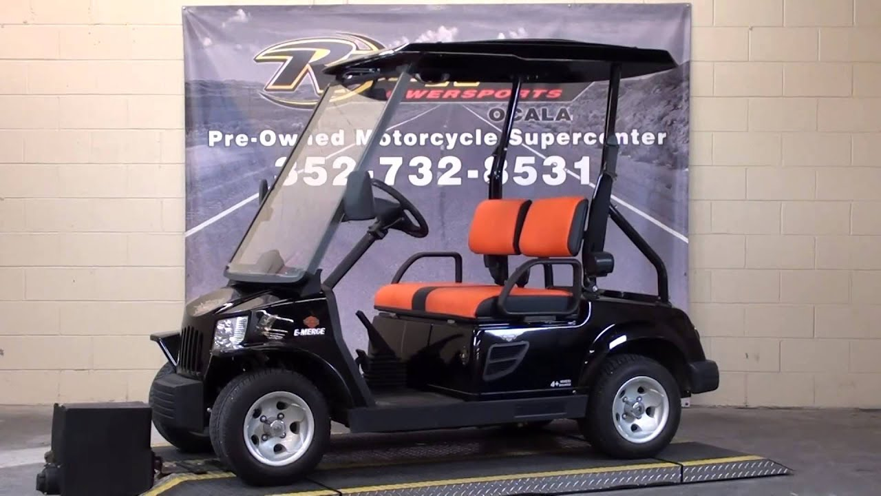 2007 Tomberlin Emerge Golf Cart Youtube Wiring Diagram