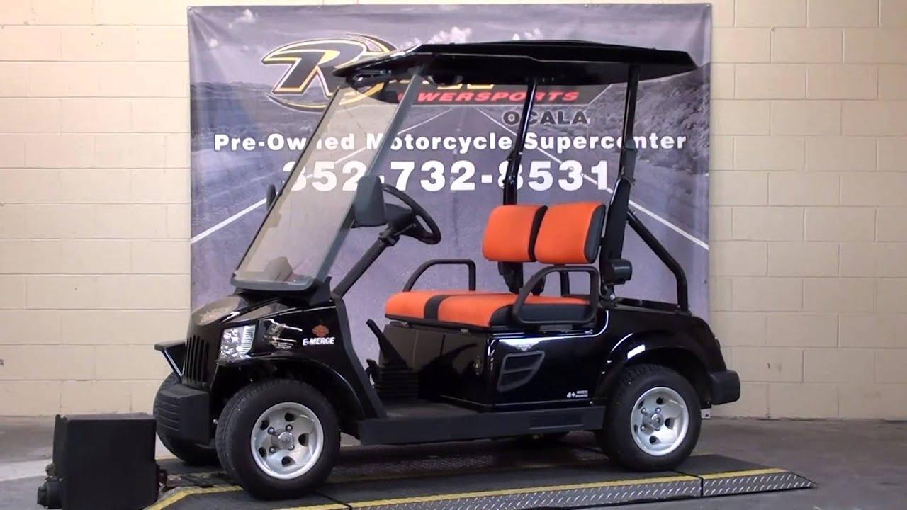 2007 tomberlin emerge golf cart [ 1280 x 720 Pixel ]