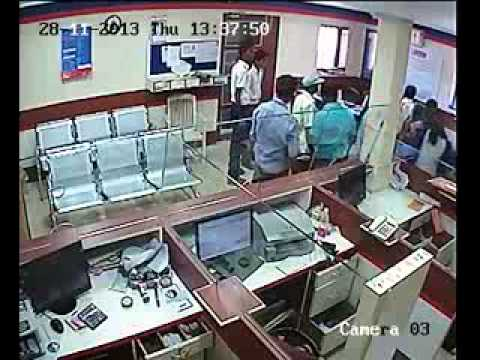 Central bank of India robbery, Ratnagiri