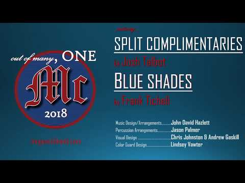 2018 McGavock Band Marching Production Announcement