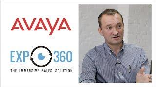 CEO Talk: EXP360 & Avaya