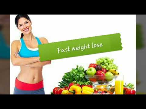 Fast and Healthy Way To Lose Weight