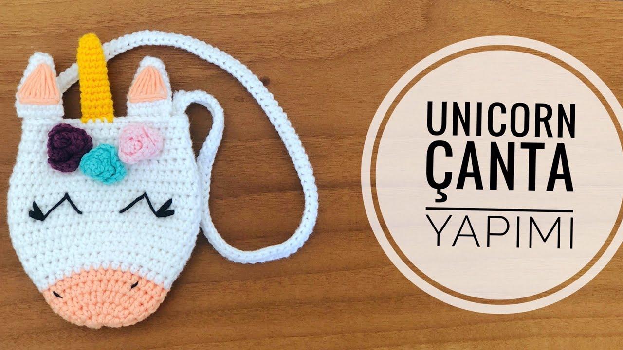 Amigurumi Unicorn Yapımı - Gövde Yapılışı 2.Bölüm #ayseilediy ... | 720x1280