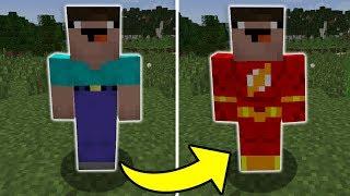 Minecraft: NOOB VS MINECRAFT - NOOB VS FLASH [ Afreim ]