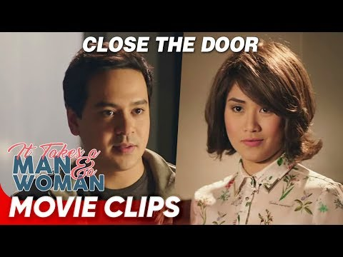This Scene Looks Familiar...   'It Takes A Man And A Woman'  Movie Clips