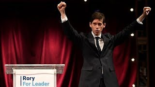 Watch Rory Stewart's bold campaign speech