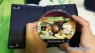 Thunderstrike Operation Phoenix Unboxing Black Label Complete PS2