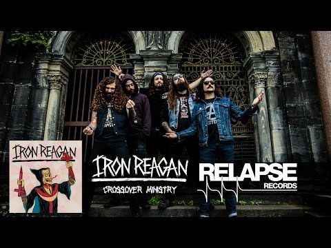 "IRON REAGAN - ""A Dying World"" (Official Track)"
