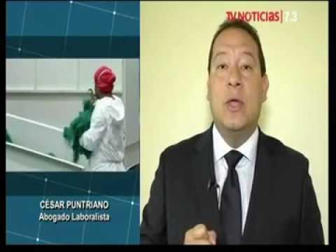 Estudio Muñiz en TV Perú | Consultorio legal: El trabajo en días feriados