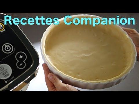 recettes-companion-de-brice---pâte-brisée-en-3-minutes-!