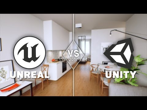 Unity vs Unreal | Graphics Comparison