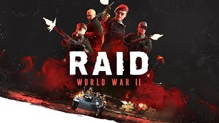 RAID WORLD WAR 2 PROBANDOLO EN DIRECTO