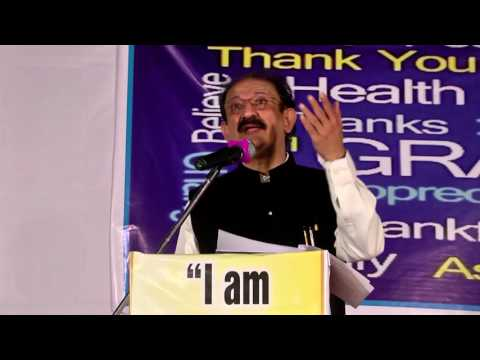 Gratitude For The Miracle Of Life  - Dr Anil Suchak
